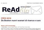 Newsletter - Numero 2 - 2018
