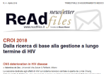 Newsletter - Numero 4 - 2018