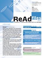 ReAd files - Numero 1 - 2006