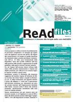 ReAd files - Numero 3 - 2006