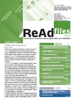 ReAd files - Numero 1 - 2007