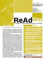 ReAd files - Numero 3 - 2007