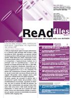ReAd files - Numero 1 - 2008