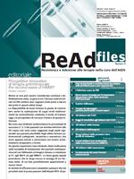 ReAd files - Numero 3 - 2008