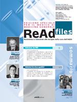 ReAd files - Numero 5 - 2009
