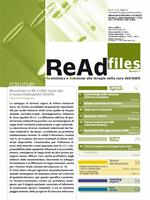 ReAd files - Numero 1 - 2010