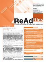 ReAd files - Numero 2 - 2010