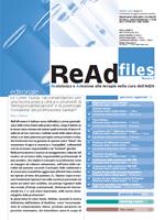 ReAd files - Numero 3 - 2010