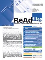 ReAd files - Numero 3 - 2011