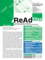 ReAd files - Numero 4 - 2011