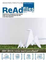 ReAd files - Numero 4 - 2014