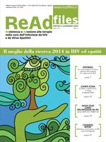ReAd files - Numero 1 - 2015