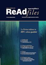 ReAd files - Numero 1 - 2016