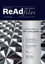 ReAd files - Numero 1 - 2017